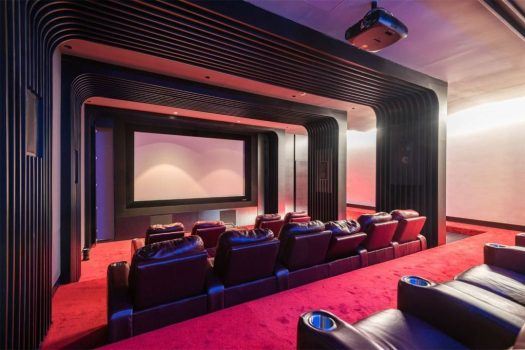 home theaters in Dubai