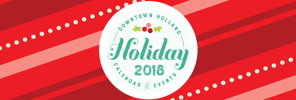 downtown holland holiday
