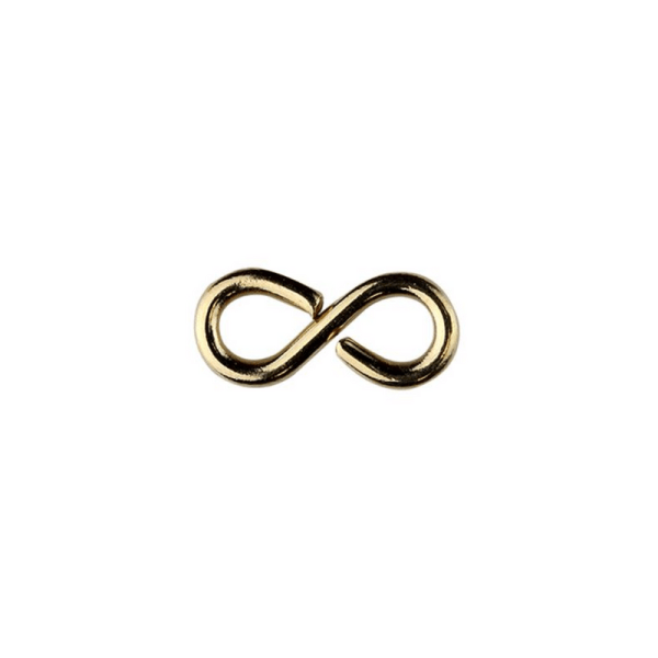 Gold Filled Infinity Link