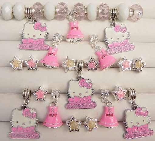 Hello Kitty European Beads Collection