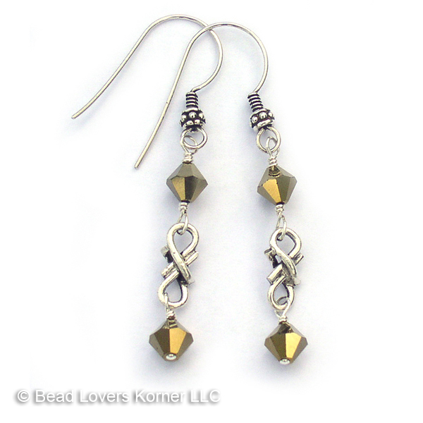 Eternal Reflection Earrings
