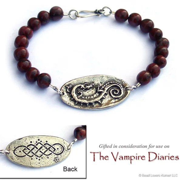 Gifted to wardrobe stylist of TVD