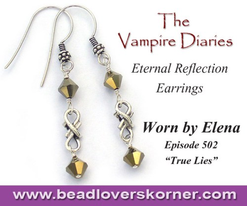 Vampire Diaries Earrings Giveaway