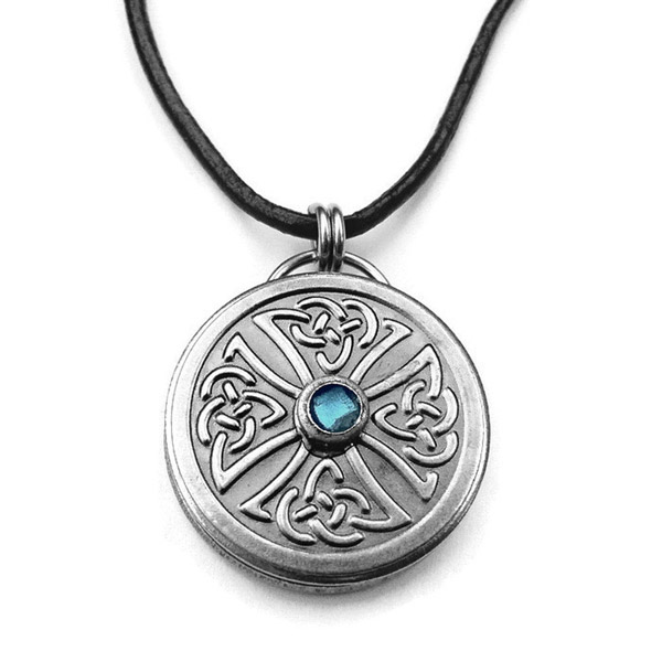 Celtic Necklace for men seen on TVD S4