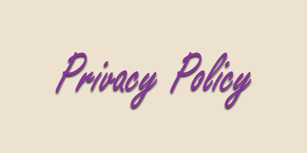 Privacy policy GDPR compliant update