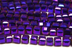 6mm Crystal Cubes