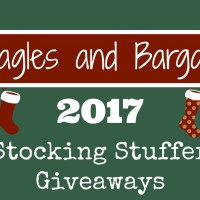 2017 Stocking Stuffer Giveaways - Quick Update