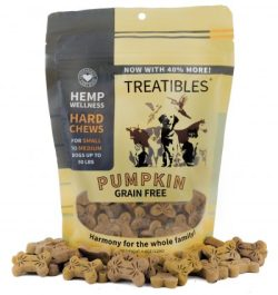 Treatibles Pumpkin Chews