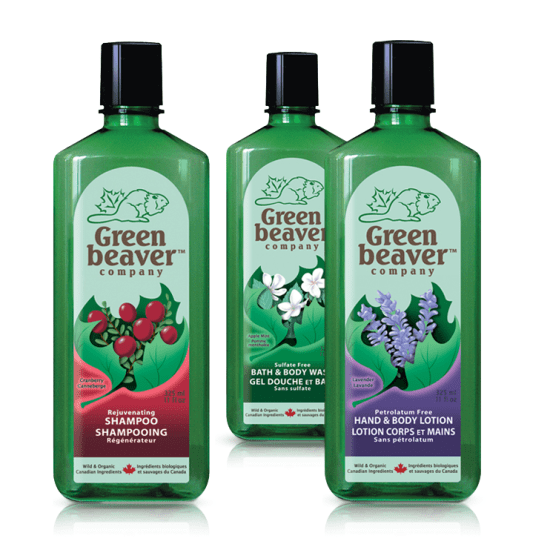 Icon - Packaging - Green Beaver