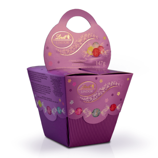 Lindt: Lindor Easter Giftbox