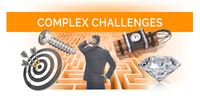 complex challenges button