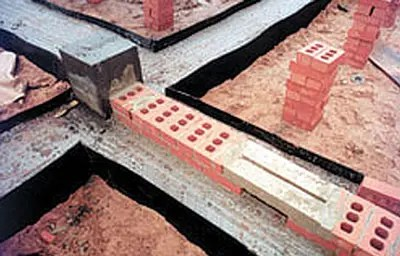 Beam Form minimises concrete wastage