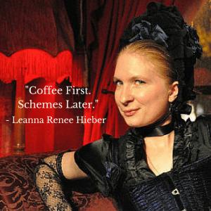 Leanna Renee Hieber Coffee