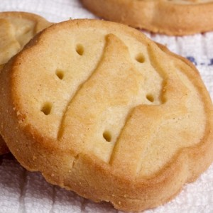 shortbread girlscout cookie