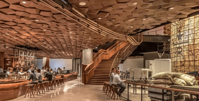 Starbucks China Roastery