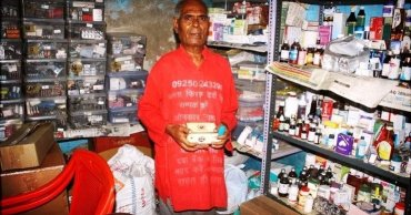 Omkar Nath Sharma – The Delhi Man who had Collected Medicine from the Normal Household to Start a Medicine Bank for the Poor