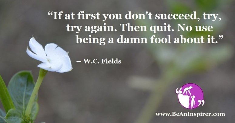 If-at-first-you-dont-succeed-try-try-again-Then-quit-No-use-being-a-damn-fool-about-it-W-C-Fields-Be-An-Inspirer-FI