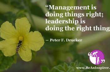 Management-is-doing-things-right-leadership-is-doing-the-right-things-Peter-F-Drucker-Be-An-Inspirer-FI