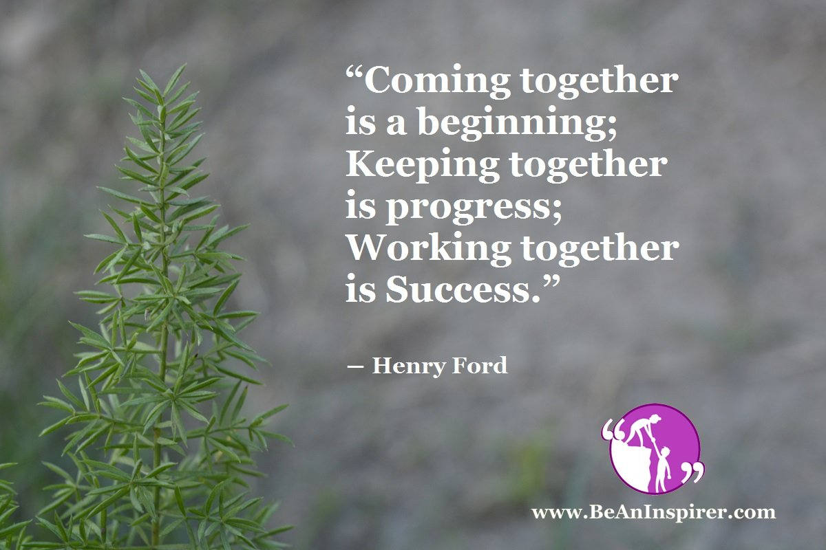 How To Work Together For Group Success?