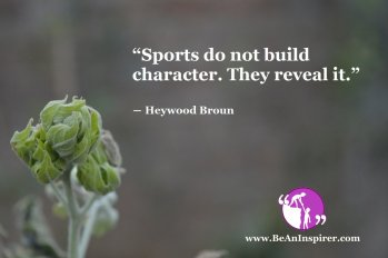 How Sports Help In Growing Your Personality?