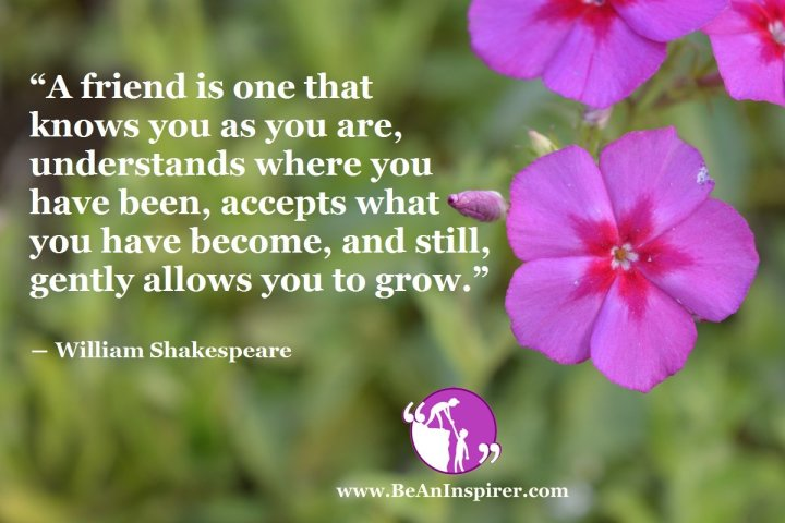 A-friend-is-one-that-knows-you-as-you-are-understands-where-you-have-been-accepts-what-you-have-become-and-still-gently-allows-you-to-grow-William-Shakespeare-Be-An-Inspirer