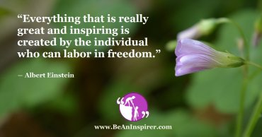Be Your Best by having Freedom at Work
