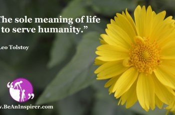 The-sole-meaning-of-life-is-to-serve-humanity-Leo-Tolstoy-Humanity-Quote-Be-An-Inspirer-FI