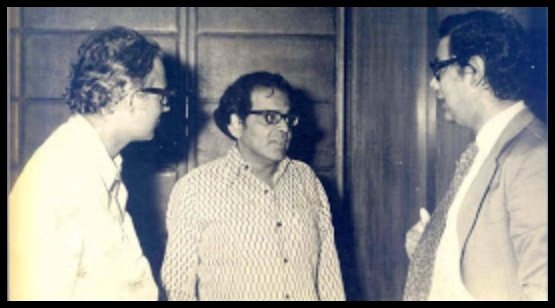 Dr-Subhash-Mukhopadhyay -Centre-Speaks-with-Dr-Sunit-Mukherji-Left-and-Dr-Derek-Gupta-Be-An-Inspirer