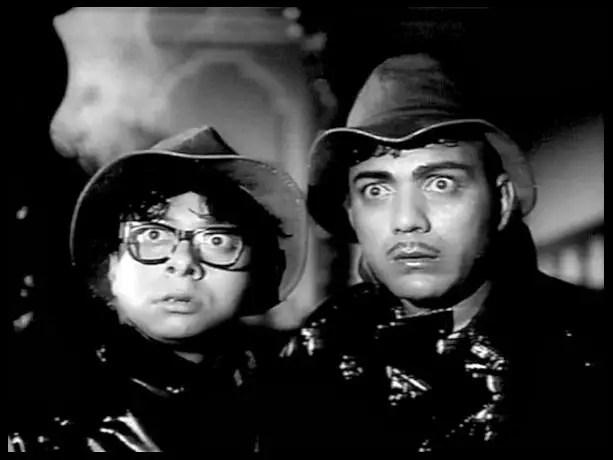 R.D-Burman-and-Mehmood-Ali-in-the-movie-Bhoot-Bungla-Be-An-Inspirer