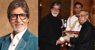 Amitabh Bachchan – Angry Young Man of India