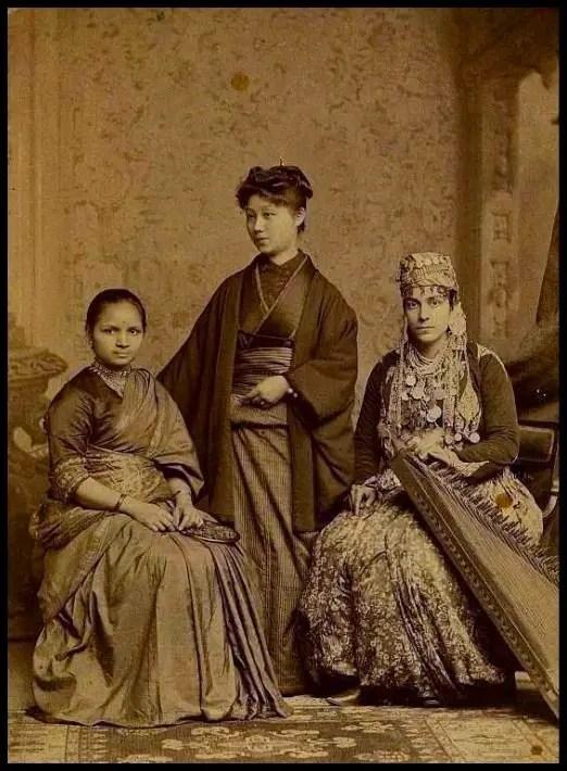 Anandibai-Joshi-Keiko-Okami-and-Thabat-Islambooly-Be-An-Inspirer