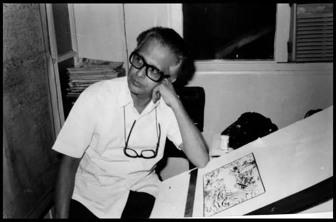 R.-K.-Laxman-The-Common-Man-cartoonist-Be-An-Inspirer