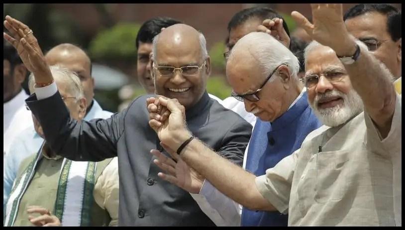 Ram-Nath-Kovind-14th-President-of-India-Be-An-Inspirer