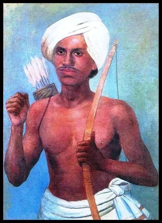 Birsa-Munda-Indian-freedom-fighter-Be-An-Inspirer