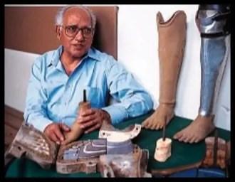 Dr.-Pramod-Karan-Sethi-co-inventor-of-Jaipur-Foot-Be-An-Inspirer