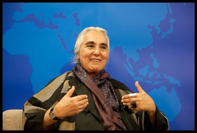 Famous-Indian-Historian-Romila-Thapar-Be-An-Inspirer