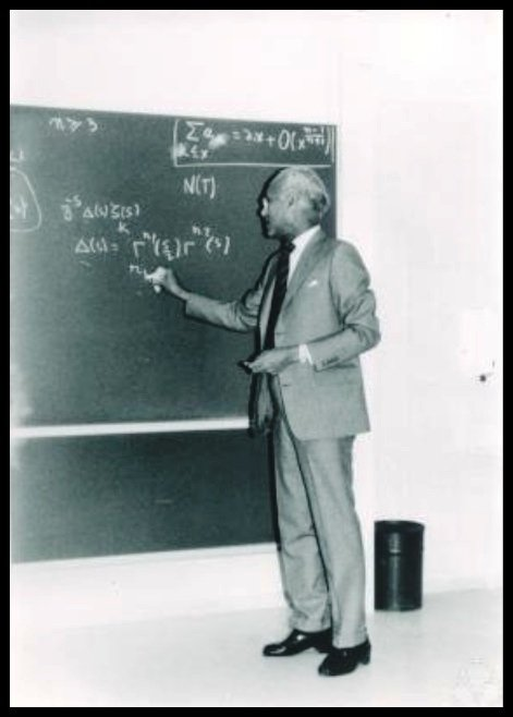 Komaravolu-Chandrasekharan-Indian-Mathematician-Be-An-Inspirer