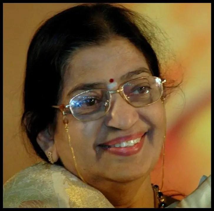 Pulapaka-Susheela-Indian-Singer-Be-An-Inspirer