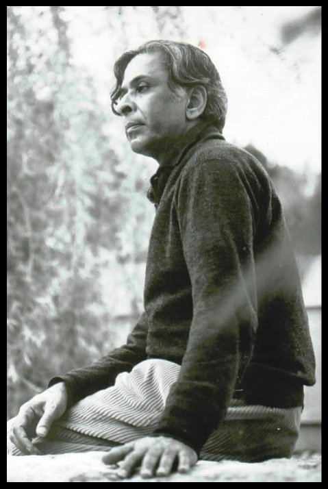Raja-Rao-philosopher-and-novelist-of-Indian-literature-Be-An-Inspirer