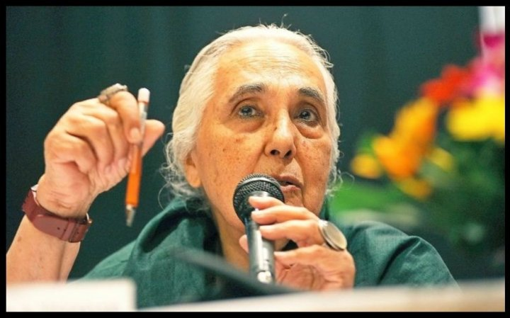 Romila-Thapar-great-Indian-historian-Be-An-Inspirer