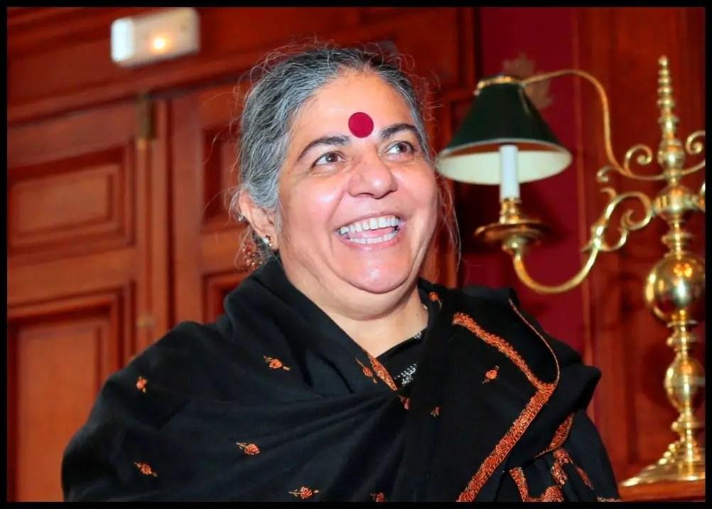 Vandana-Shiva-Social-Activist-Be-An-Inspirer