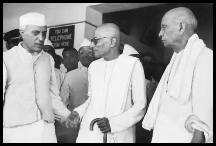 C-Rajagopalachari-with-Jawaharlal-Nehru-and-Vallabhbhai-Patel-Be-An-Inspirer