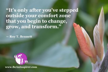 Why Staying Within The Comfort Zone Is Bad For You