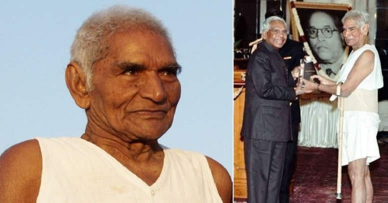 Murlidhar-Devidas-Amte-The-Indian-Social-Activist-who-was-an-Angel-to-the-Leprosy-survivors-Be-An-Inspirer