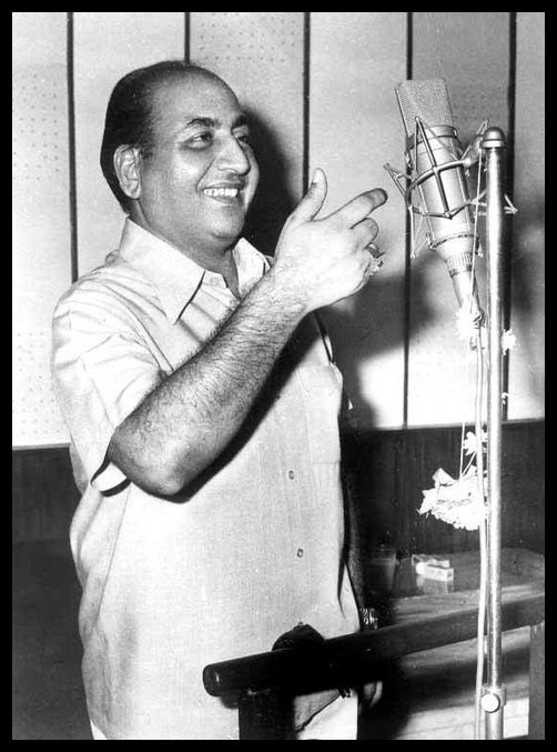 Singer-Mohammed-Rafi-Versatile-Singer-of-India-Be-An-Inspirer