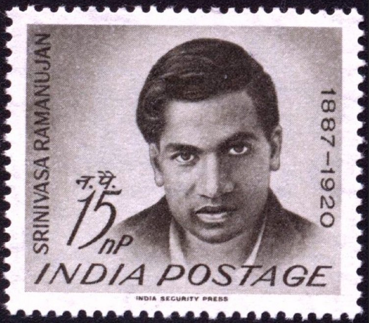 Stamp-released-in-the-honour-of-great-Mathematician-Srinivasa-Ramanujan-Be-An-Inspirer