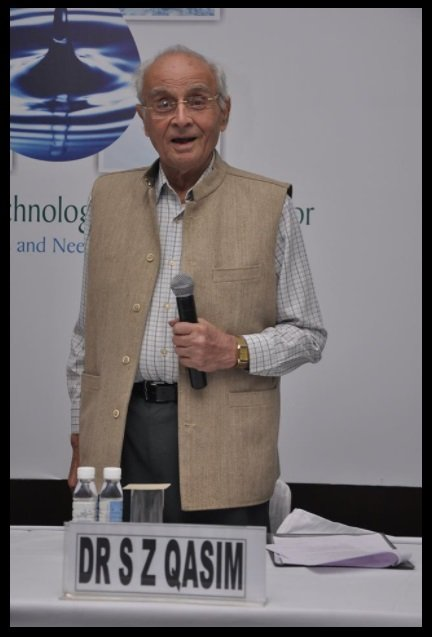 Syed Zahoor Qasim – Indian Marine Scientist