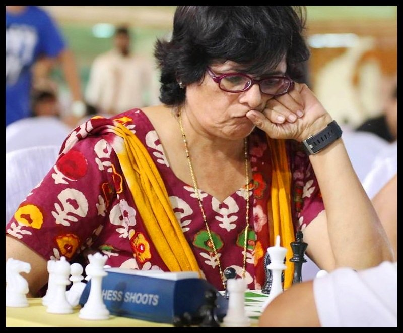 Bhagyashree-Sathe-Thipsay-who-won-the-Indian-Womens-Championship-five-times-Be-An-Inspirer