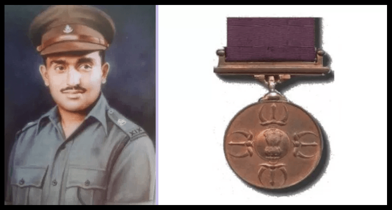 Major-Somnath-Sharma-India's-First-Param-Vir-Chakra-Receiver-Inspirer-Today-Be-An-Inspirer