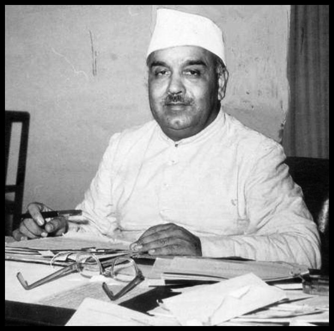 Rafi-Ahmed-Kidwai-First-Minister-for-Communications-of-Independent-India-Be-An-Inspirer